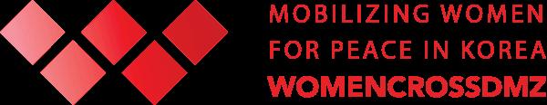 Women Cross DMZ logo